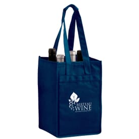 Four Space Wine Tote