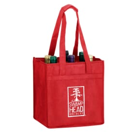 Six Space Wine Tote
