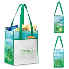 Sydney Laminated Shopper