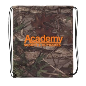 Camp Out Camo Drawstring