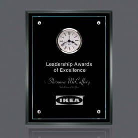 Polished Clock Award