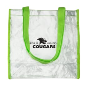 Clear Picture Arena Tote
