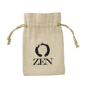 Large Miniature Linen Bag