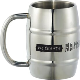 Howl About It Stainless Barrel Mug