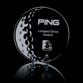 Clarion Golf Ball Award