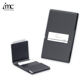 Sharp Polish Business Card Holder