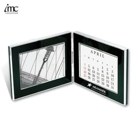 Folding Booklet Calendar Frame