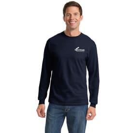 ON SALE-Port & Company® Long Sleeve Essential T-Shirt - Unisex
