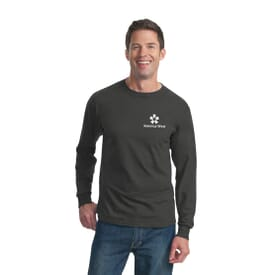 ON SALE-Fruit Of The Loom® Heavy Cotton HD® Long Sleeve T-Shirt