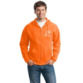 ON SALE-Jerzees® Nublend® Full-Zip Hooded Sweatshirt