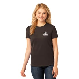ON SALE-Port & Company® 5.4 Oz 100% Cotton T-Shirt - Ladies