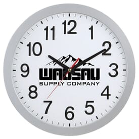12Inch Slim Wall Clock
