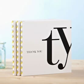Quotation Book - Thank You