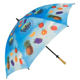 The Hole-In-One Golf™ Umbrella- Full Canopy Digital Printing