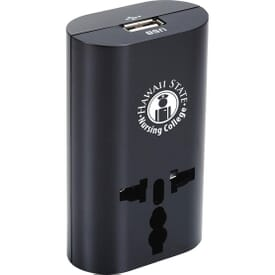 Ultra Slim, Universal Travel Adapter