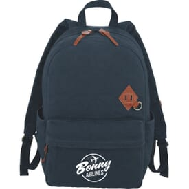 Alternative® Basic Cotton Computer Backpack