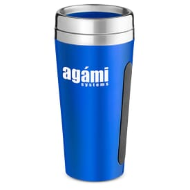 15 oz Dual Grip Travel Tumbler