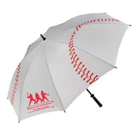 Sport Designed Umbrella- Baseball