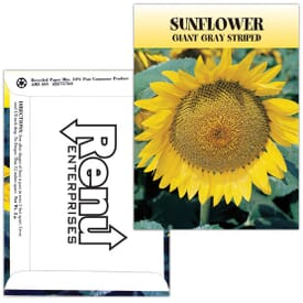 Standard Series Seed Packet- Sunflower