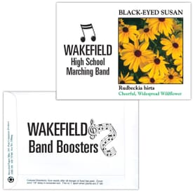 Impression Series Seed Packet- Black-Eyed Susan