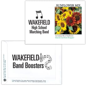 Impression Series Seed Packet- Sunflower Mix