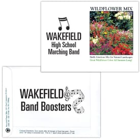 Impression Series Seed Packet- Wildflower Mix