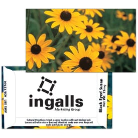 Business Card Series Seed Packet- Black-Eyed Susan