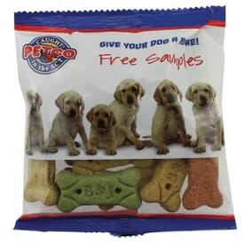 Large Dog Treat Bag