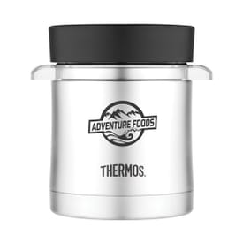 Thermos® Food Jar With Microwavable Container 12 Oz