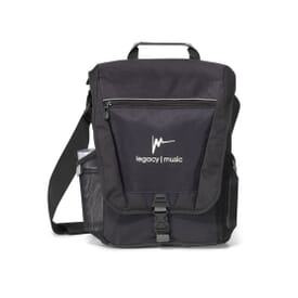 Vertex™ Vertical Computer Messenger Bag