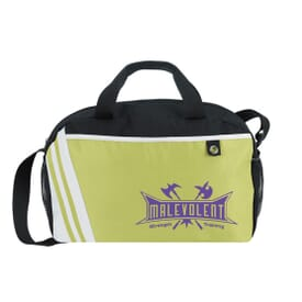 Corner Stripes Duffel Bag