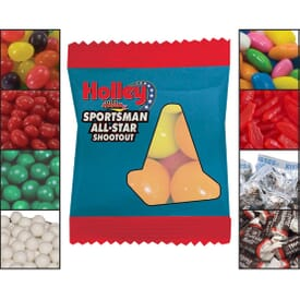 Zagasnacks Tasty Promo Snack Pack Bag - 3""