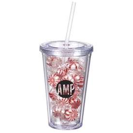 16 oz Tumbler with Starlight Mints