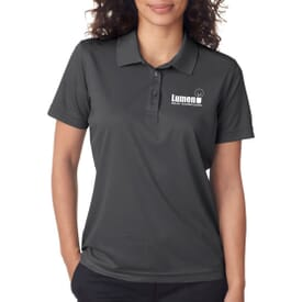 Ultraclub® Ladies' Cool & Dry Mesh Pique Polo