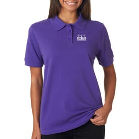 Ultraclub® Ladies' Classic Pique Polo