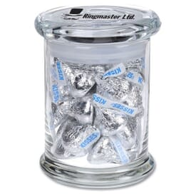 Candy Jar With Hershey Kisses®