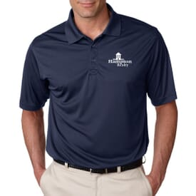 Ultraclub® Men's Cool & Dry Sport Performance Interlock Polo