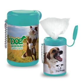 Pet Wipes Canister