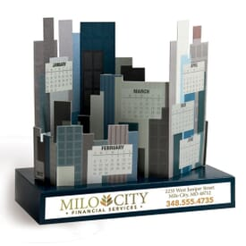ON SALE-City Builder 3D Triumph® Calendar