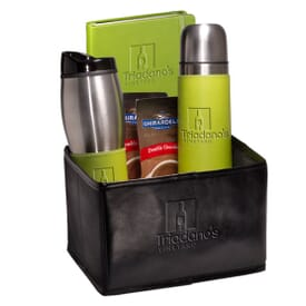 Tuscany™ Thermos, Tumbler & Journal Ghirardelli® Cocoa Set