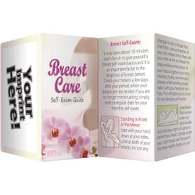 Breast Care Self Exam Guide - English