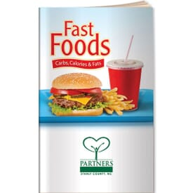 Smart Eating With Fast Food Booklet