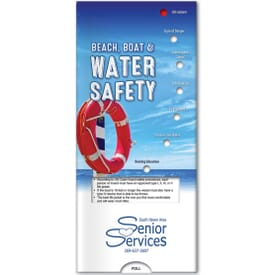 Water Safety Slider Brochure