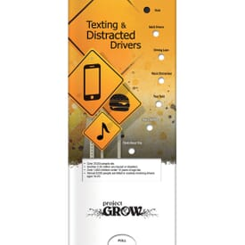 Distracted Driving Slider Brochure