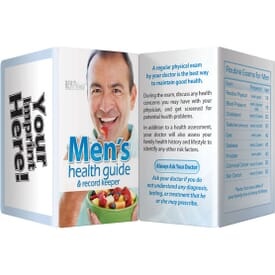 Men's Health Guide & Brochure