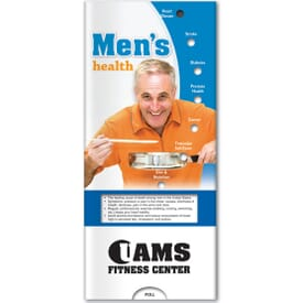 Men's Health Slider Brochure