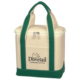 Heavyweight Cotton Tote Cooler