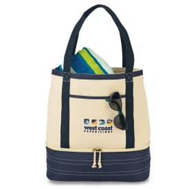 Reef Cotton Insulated Tote