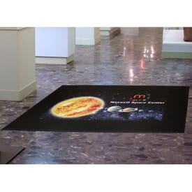 Superscrape Indoor/Outdoor Rug 4 X 6