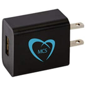 Block USB AC Adapter
